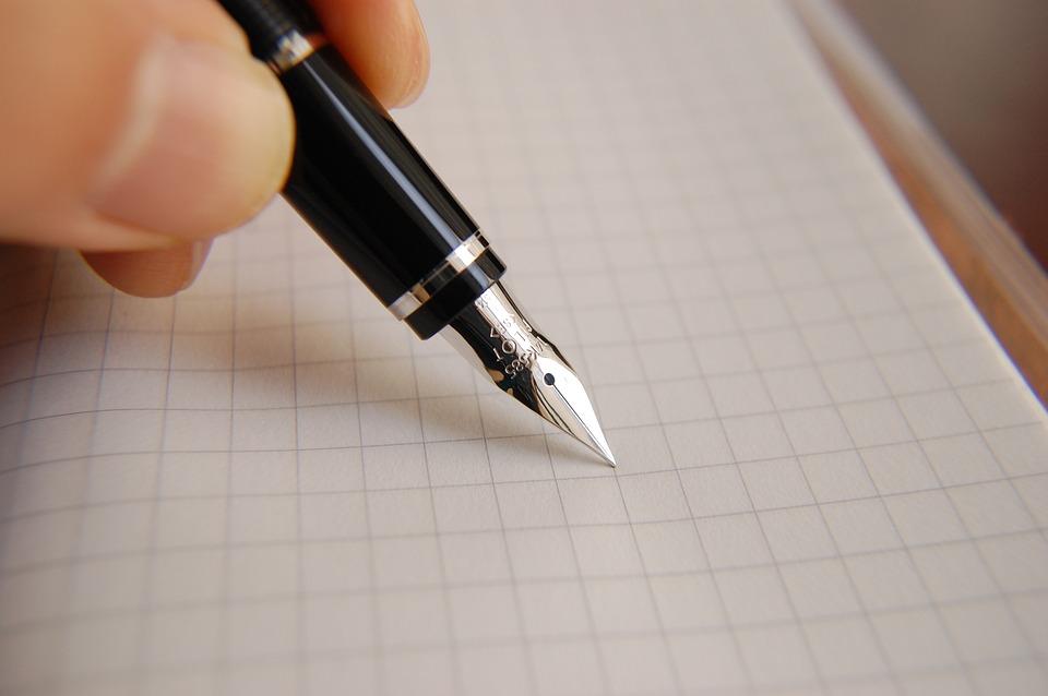 fountain-pen-1053697_960_720